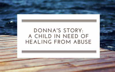 Donna's Story: A Child in Need of Healing