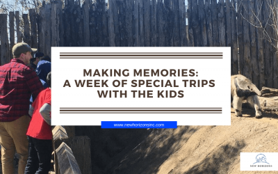 Making Memories: A week of special trips with the kids