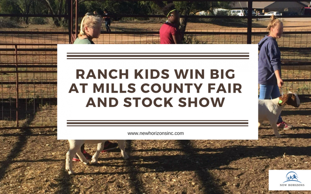 Ranch kids win big at Mills County Fair and Stock Show