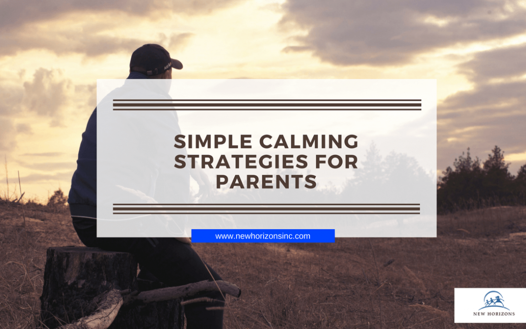 Simple Calming Strategies for Parents