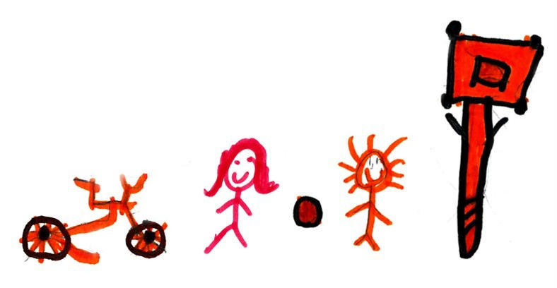 Caleb's Drawing