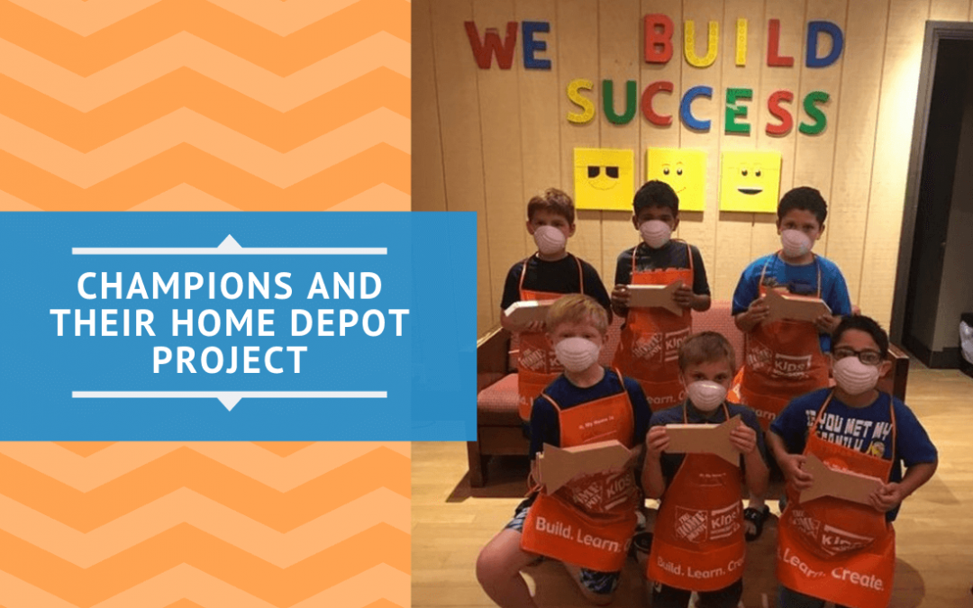 Champions Group and their Home Depot Project